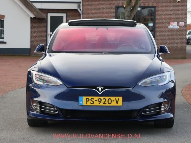 Tesla Model S 75D 4X4 AUTOPILOT2 PANO 21''TURBINE ALCATARA