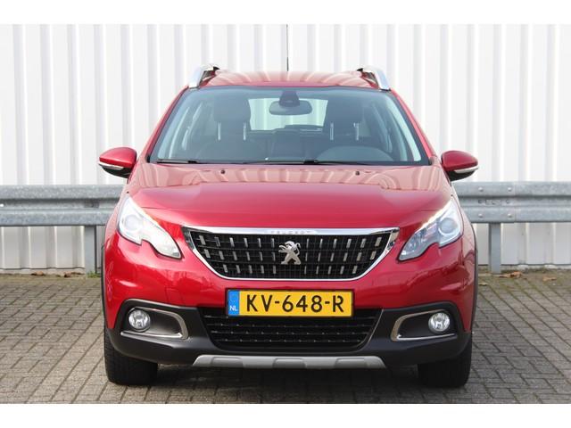 Peugeot 2008 1.2 PureTech 110pk ALLURE NAVI CLIMA TREKHAAK
