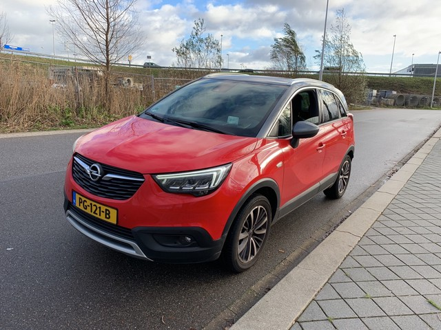 Opel Crossland X 1.2 Turbo Innovation Camera, Head-up, Navig., Climate, 17'' Lichtm. velg.
