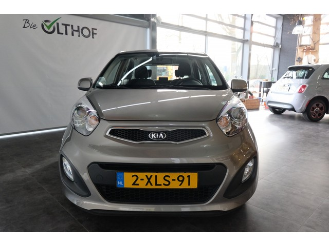 Kia Picanto 1.0 CVVT ISG Plus Pack   AIRCO   14' LM   LED