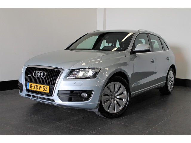 Audi Q5 2.0 TFSI HYBRID S-LINE AUTOMAAT 211 PK | NAVI | LEDER | XENON | € 20.950,-