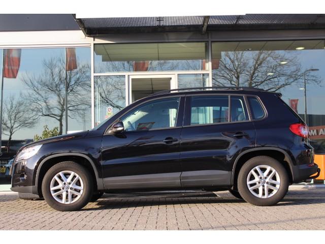 Volkswagen Tiguan 1.4 TSI 150PK 4MOTION Sport&Style Navi, Trekhaak