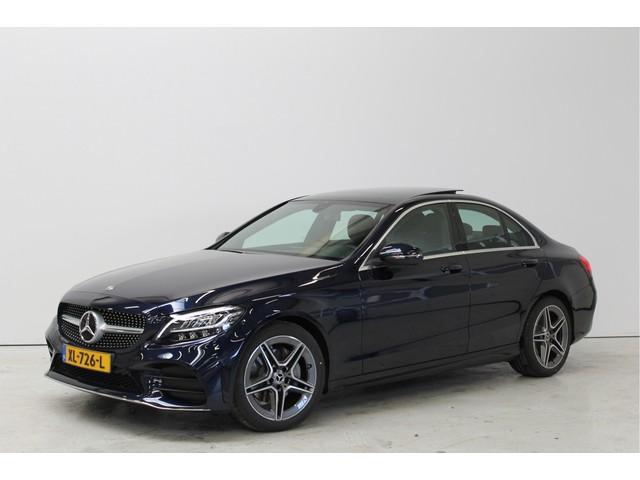 Mercedes-Benz C-Klasse 180 Business Solution AMG Upgrade Edition Automaat