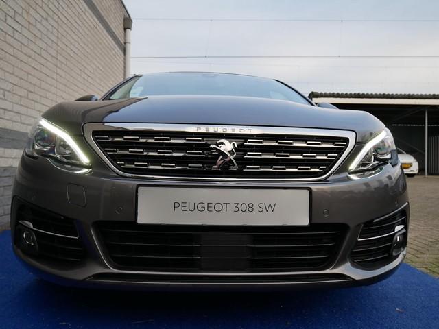 Peugeot 308 TECH EDITION 130PK NAVIGATIE GLAZENDAK CAMERA ACHTER