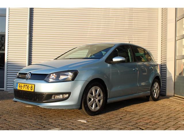Volkswagen Polo 1.2 TDI 55KW BM COMFORTLINE [ NAVI+CLIMAAT+CRUISE+PDC ]
