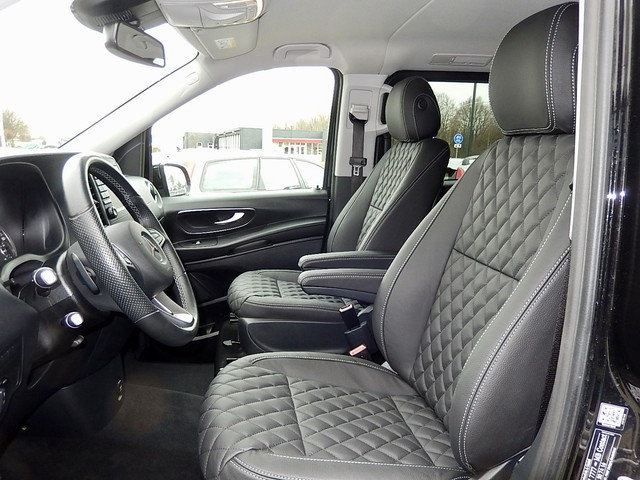 Mercedes-Benz Vito 116 CDI AUTOMAAT XXL SPORT LUXE DUBBELE CABINE LED, 2X SCHUIFDEUR