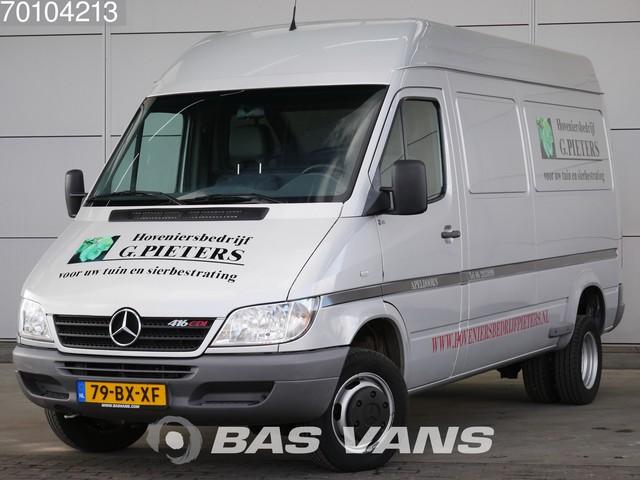 Mercedes-Benz Sprinter 416 CDI Klima AHK L2H2 11m3 Airco Trekhaak