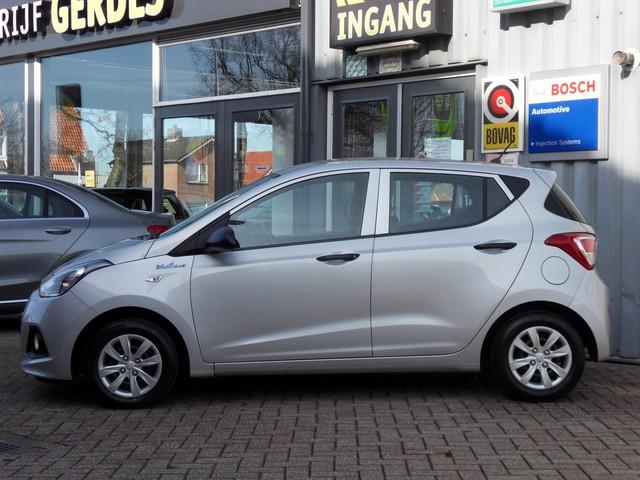 Hyundai i10 1.0i i-Drive Nieuwstaat