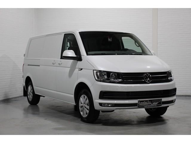 Volkswagen Transporter 2.0 TDI 150 pk H6 Oryxweiss Navi, DAB+, PDC V+A, Cruise, Airco, Nieuw