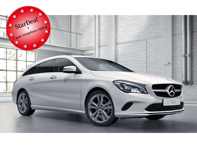 Mercedes-Benz CLA-Klasse Shooting Brake 180 Business Solution Plus Line: Urban   Automaat *Stardeal*