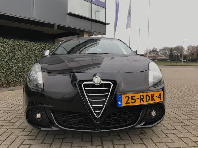 Alfa Romeo Giulietta 1.7 TBi Quad. V. 235PK | Leer - navi - compleet |