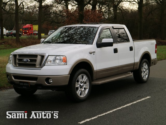 Ford USA F-150 | KING RANCH Edition | 5.3 V8 | 4X4 | Crew Cab | PickUp |