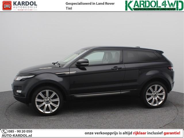 Land Rover Range Rover Evoque Coupe 2.0 Si 4WD Automaat | Rijklaarprijs | Navi | Leder | Trekhaak | LM 20