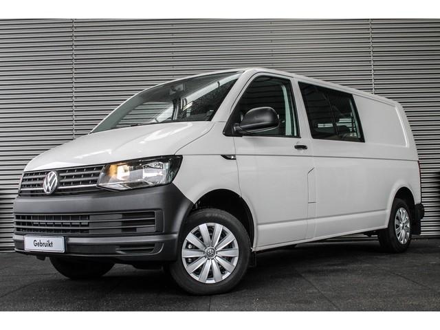 Volkswagen Transporter Trendline 2.0 TDI 150PK L2H1 Dubbele Cabine PDC ACHTER AIRCO CRUISE CONTROL MULTIFUNCTIONEEL STUURWIEL
