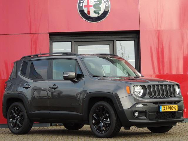 Jeep Renegade 1.4 MultiAir Night Eagle II Limited