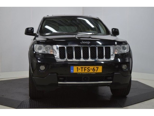 Jeep Grand Cherokee 3.0 CRD Overland ALLE OPTIES!!!