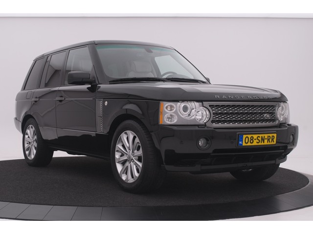Land Rover Range Rover 4.2 V8 Supercharged | Xenon | Navigatie | Memory | Luchtvering | Schuif- kanteldak | Climate control | Volleder