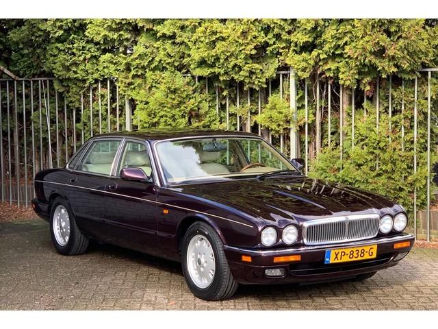 Jaguar XJ Sovereign 4.0 Youngtimer 136.998 KM 1e eigenaar