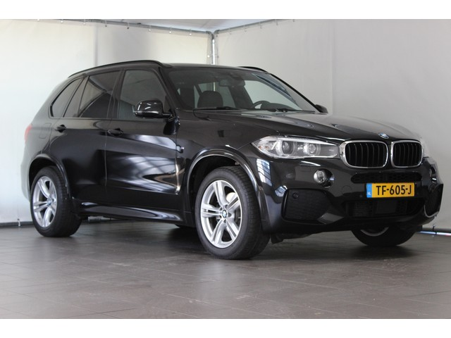 BMW X5 3.0D xDrive High Executive M-Sport Nightvision Ad Cruise 3.500KG