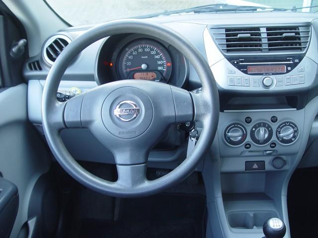 Nissan Pixo 1.0 Look Airco 5drs El.pakket.68pk 1e Eigenaar Fin.lease v.a 88,-PM