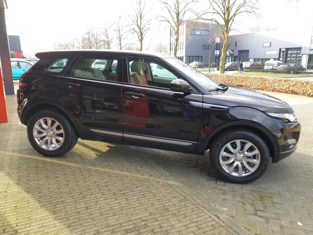 Land Rover Range Rover Evoque 2.0 Si 4WD Dynamic PANORAMA CAMERA