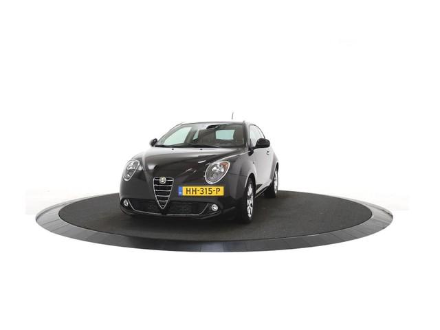Alfa Romeo MiTo 0.9 TwinAir Exclusive Navi 100PK