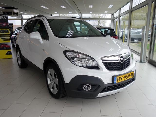 Opel Mokka 1.4 Turbo 140PK Cosmo ECC Navi-950 Camera Trekhaak AGR OnStar