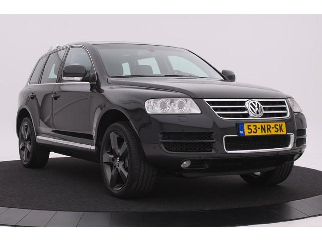 Volkswagen Touareg 5.0 V10 TDI | Automaat | Schuifdak | Xenon | Luchtvering | Trekhaak | Navigatie | Leder | Stoelverwarming