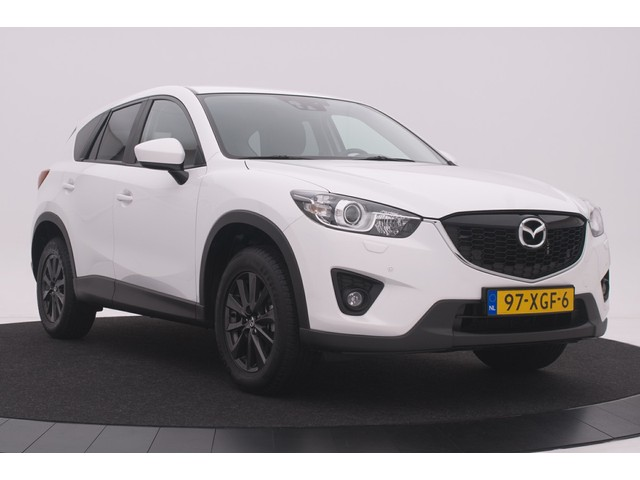 Mazda CX-5 2.0 TS+ Lease 4WD Automaat | Xenon | Navigatie | Climate control | Trekhaak | Stoelverwarming