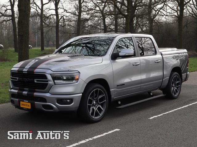 Dodge Ram 1500 | SPORT | Full Options | Rijklaar prijs | Custom Made | 5.7 V8 HEMI | 4X4 | Blind Spot | Luchtvering | 360 camera | Lane As