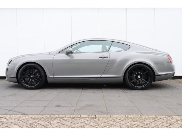 Bentley Continental GT 6.0 Supersports 630 PK Bentley Quartzite grey| NAVI | CAMERA | LEDER | CRUISE | CLIMATE | LMV | XENON |