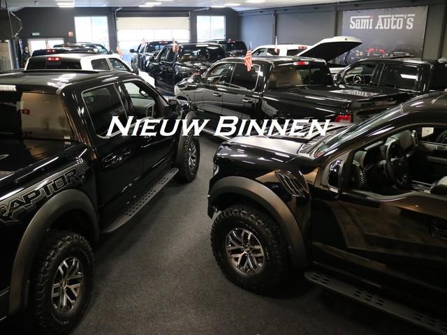 Dodge Ram 1500 | Black Ops | Luchtvering | 5.7 V8 HEMI | 4x4 | Crew Cab | Front & Rear Camera |