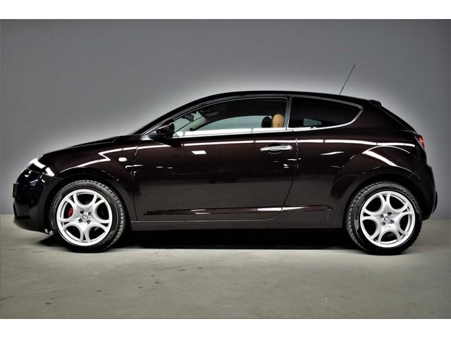Alfa Romeo MiTo 1.3 JTDm Esclusivo Navi Leer Pdc Clima Lmv 130dkm NAP