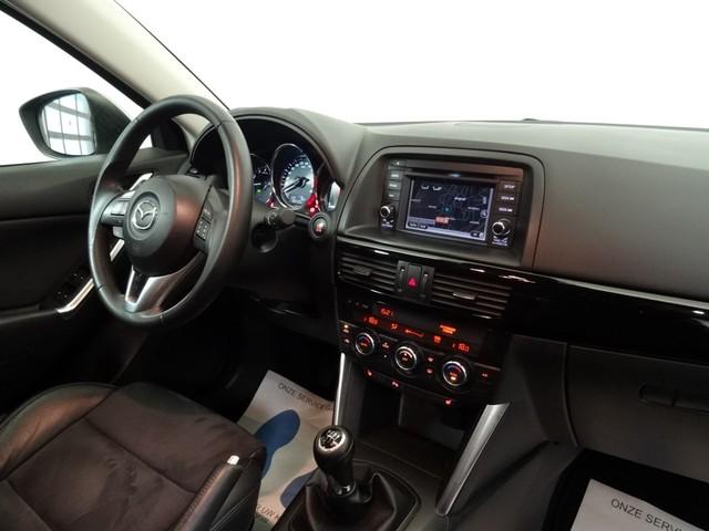 Mazda CX-5 2.0 TS+ Skyactive 165pk ,Leer,Navi, Xenon,ECC