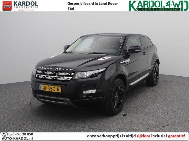 Land Rover Range Rover Evoque Coupe 2.0 Si 4WD Prestige | Rijklaarprijs | Navi | Cruise | LM 19