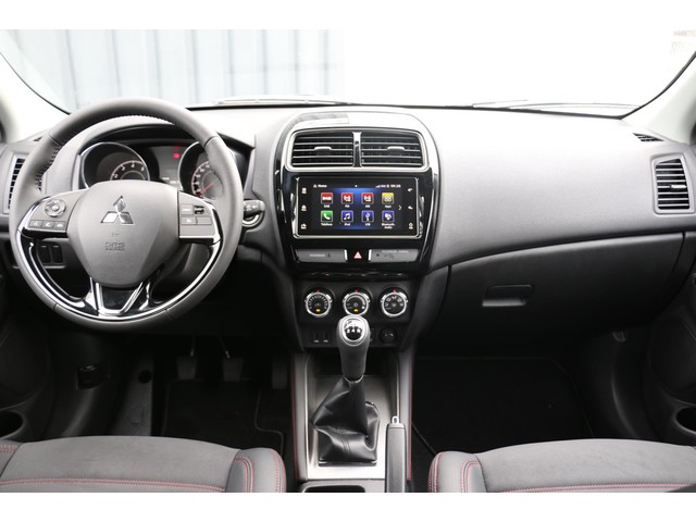 Mitsubishi ASX 1.6 Cleartec Connect Pro+