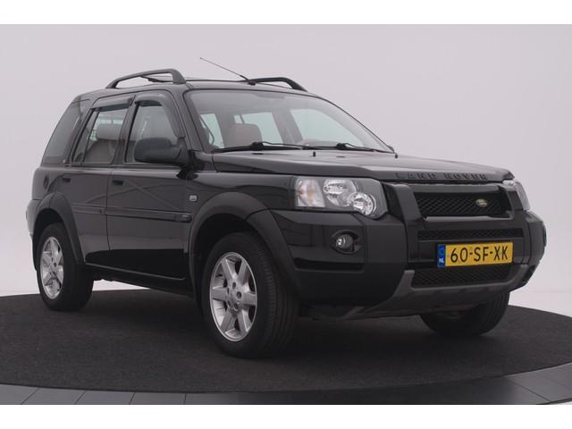 Land Rover Freelander 1.8 HSE | Climate control | Lederen bekleding | Trekaak | Stoelverwarming