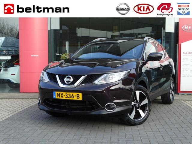 Nissan QASHQAI 1.2 N-Vision | NAVI | 360 º CAMERA | PANORAMA | ALCANTARA