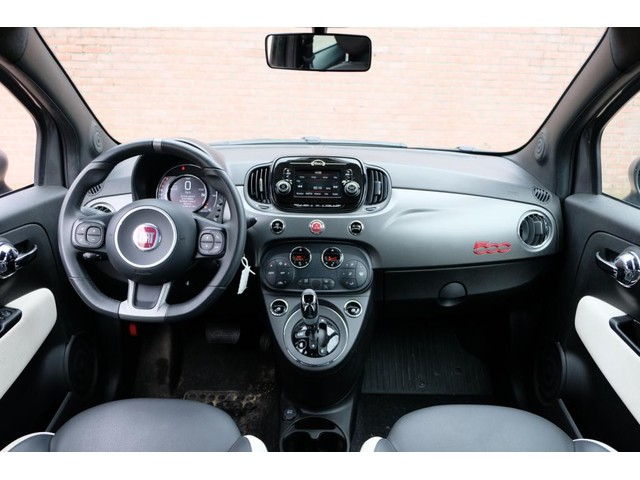 Fiat 500 1.2 69pk Aut. 500S | Abarth styling | Climate | Cruise