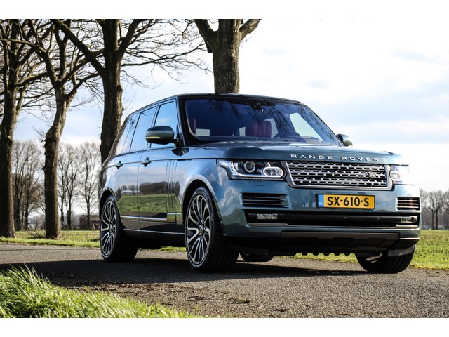 Land Rover Range Rover 4.4 SD V8 Autobiography 340pk VOL! Nieuwprijs 238.901 !!!