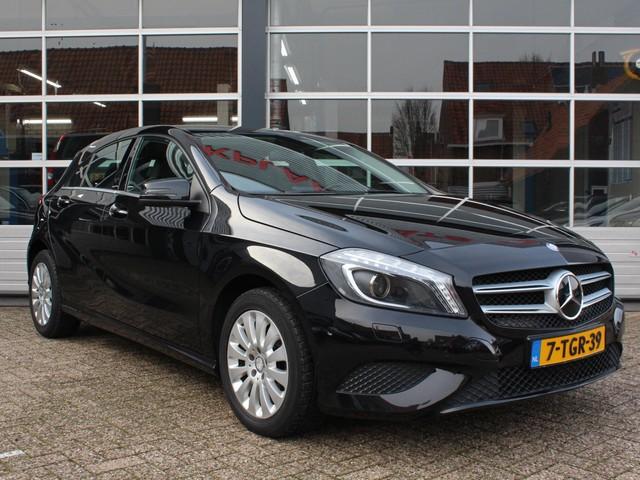 Mercedes-Benz A-Klasse 1.8 180 CDI Ambition (Automatisch inparkeren,Bluetooth,Half lederen interieur,LM-velgen,Cruise Ctrl,Navigatie,F1 Flippers)