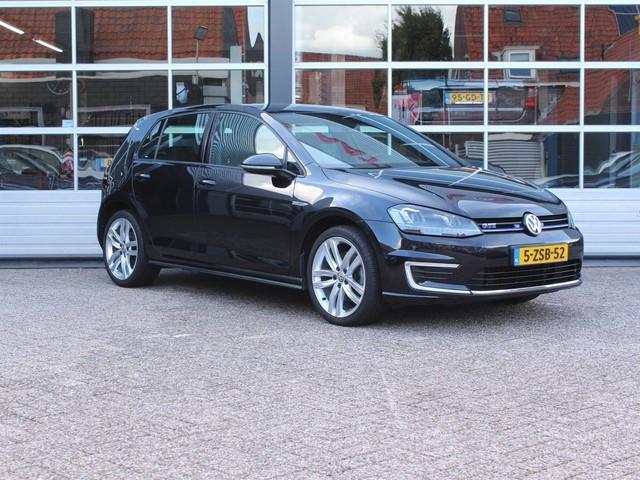 Volkswagen Golf 1.4 TSI GTE Plugin Hybride (ABS,Navigatie,Lm-velgen,DSG,Bluetooth,MET GARANTE*)