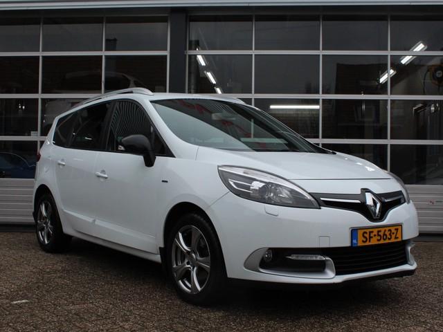Renault Grand Scenic 1.5 dCi Limited (Airco,Cruise Ctrl,Lm-velgen,PDC,Bluetooth Carkit,Radio-CD,MET GARANTIE*))