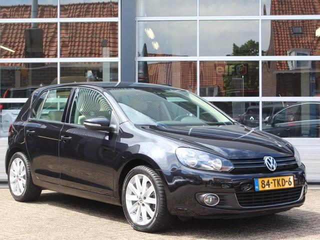 Volkswagen Golf 2.0 TDi Highline BlueMotion (Airco Climate Control ,Bl. Carkit,Cruise Control,Navigatie,MET GARANTIE*)