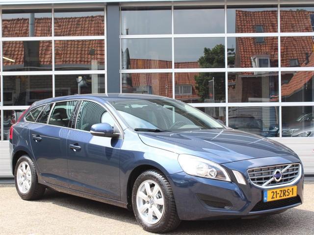 Volvo V60 1.6 D2 Kinetic Powershift (Airco Climate Ctrl,Cruise Ctrl,Parkeersens.,Navi.,MET GARANTIE*)