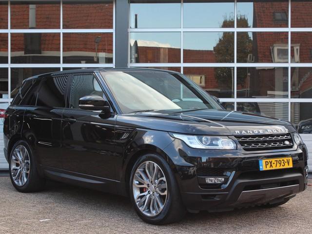 Land Rover Range Rover Sport 3.0 SDV6 Autobiography (El. Panoramadak,Achteruitrijcamera,Parkeersens.,Bi-Xenon,LM-velgen 21