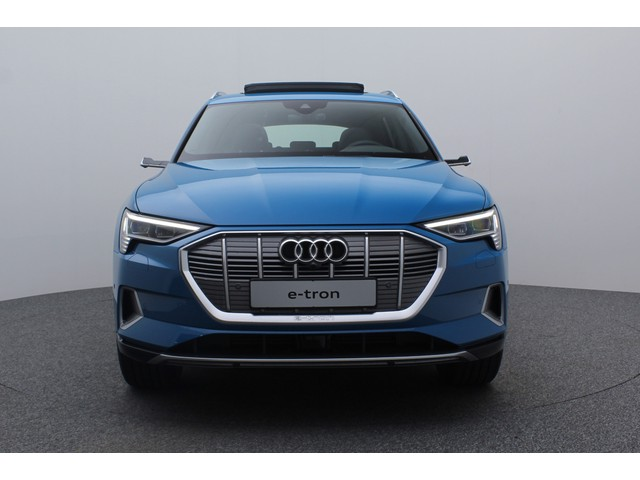 Audi e-tron 55 quattro Advanced Exterieur 360PK 95Kwh | Launch Edition | Matrix LED | Audi Virtual Mirrors | Panorama dak | Audi ass. Tour |