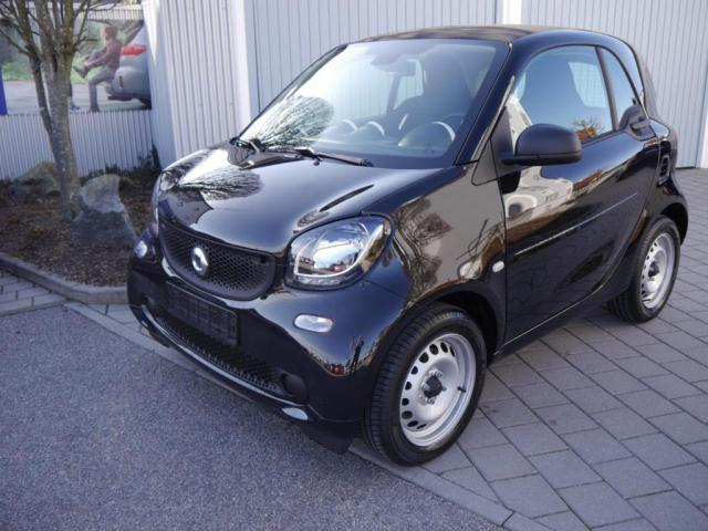 Smart Fortwo cabrio Coupe 1.0 * COOL & AUDIO-PAKKET...