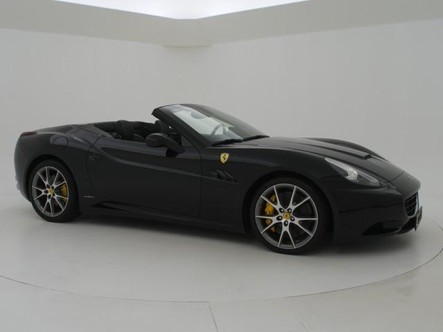 Ferrari California 4.3 V8 2+2 - ZWART LEDER   ALCANTARA