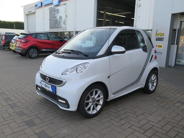 Smart Fortwo coupe Electric drive KOOP ACCU INCL ACCU